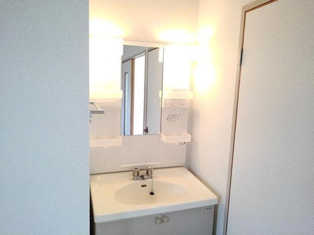 コー・メー・ハイム 01050号室の洗面所