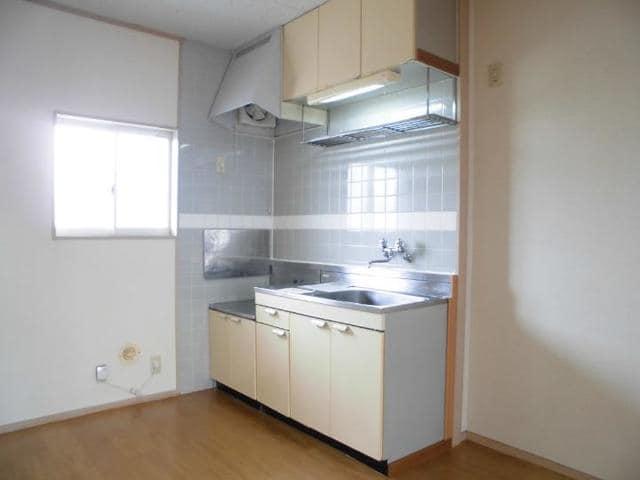 ドリーム半田 02010号室のキッチン