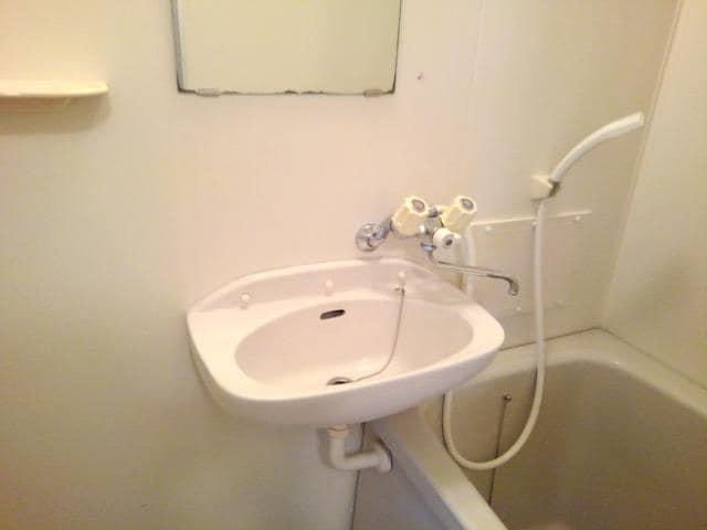 タムラハイツ 01050号室の洗面所