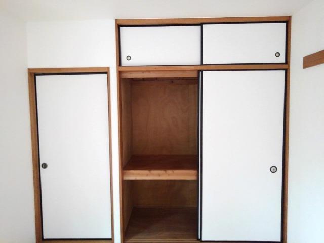 タムラハイツ 01050号室の収納