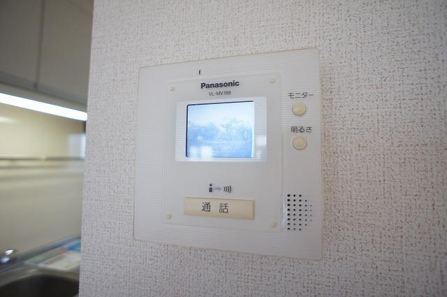エトワール・カワナゴ 01040号室のセキュリティ