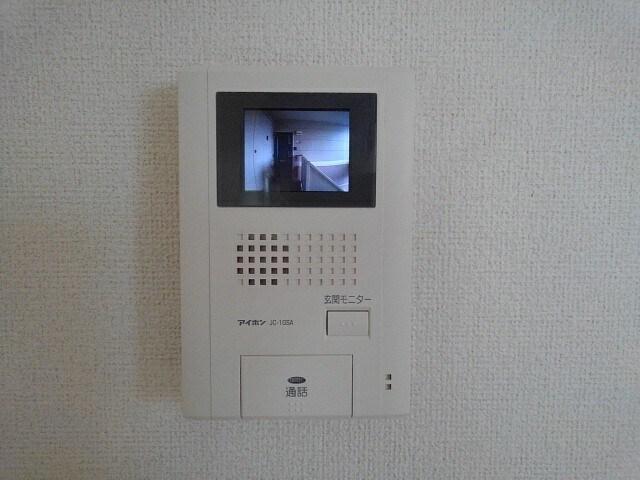 アビタシオンふじみB 201号室の収納