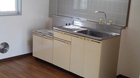 ニューシティー21 01050号室のキッチン