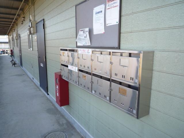 ニューシティー21 01050号室のその他設備