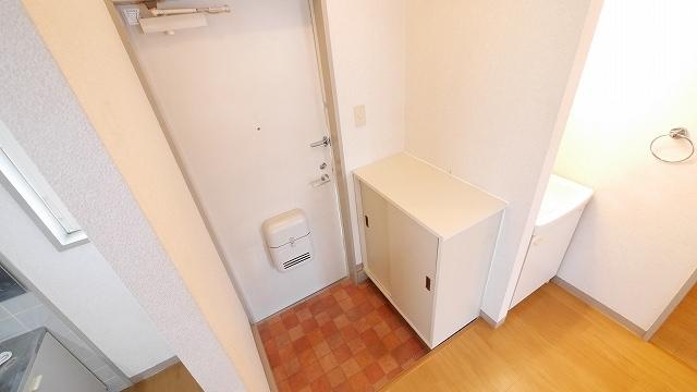 ニューシティ大瀧Ⅲ 01010号室の玄関