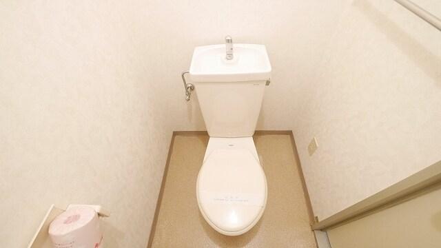ニューシティ大瀧Ⅲ 01010号室のトイレ