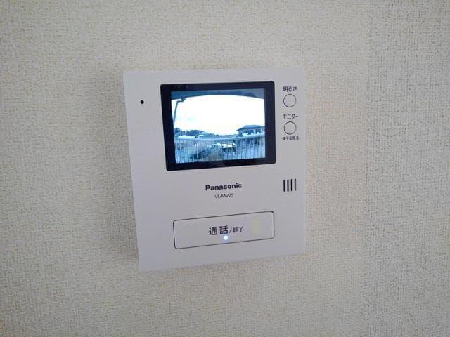 コーポ梨花 02040号室のセキュリティ