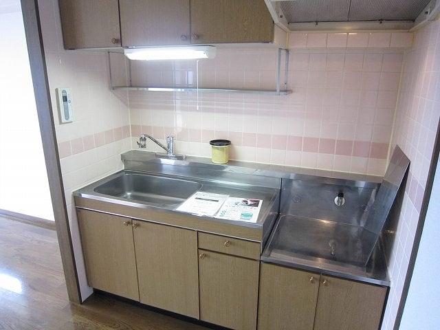 グランドバレー 03050号室のキッチン