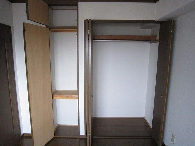 グランドバレー 03050号室の収納