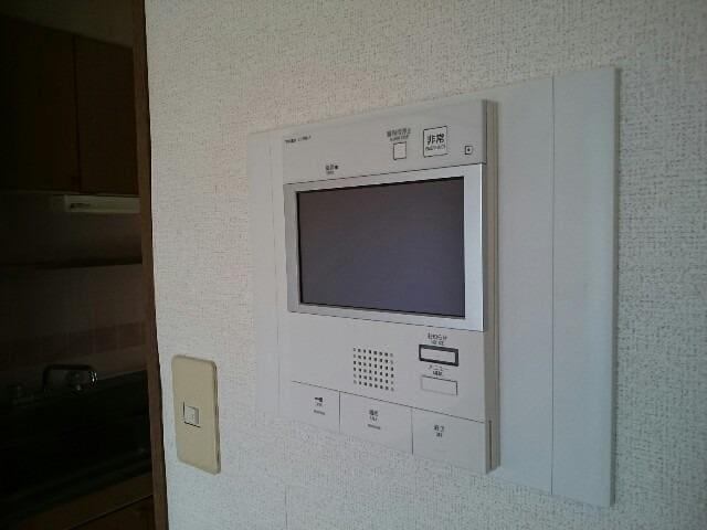 グランドバレー 03050号室のセキュリティ