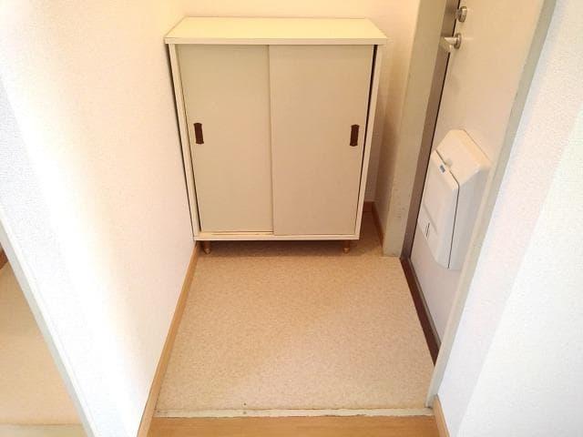アミティハイツ 02010号室の玄関