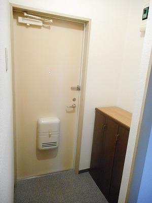 画像6:玄関