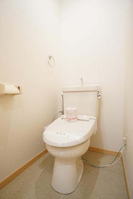 メゾンプレミールA 01020号室のトイレ