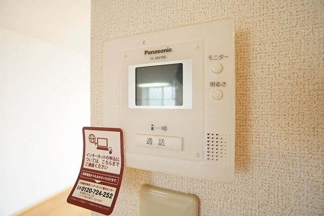 メゾンプレミールA 01020号室のセキュリティ