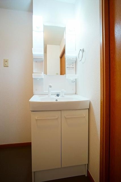 ニュ-エルディムHASHI 02040号室の洗面所