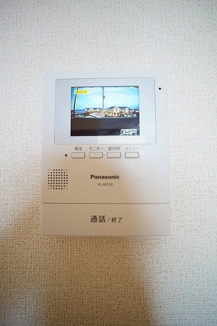 ニュ-エルディムHASHI 02040号室のセキュリティ