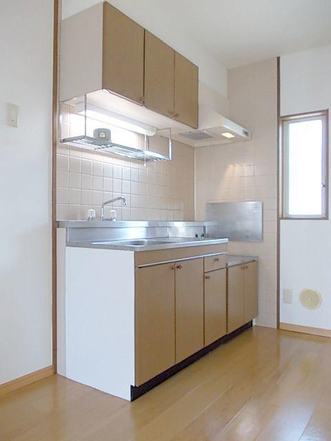 サニ-クレスト 01010号室のキッチン
