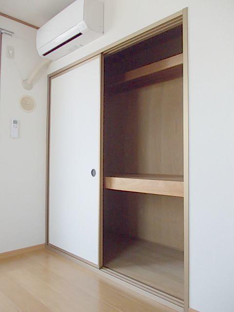 サニ-クレスト 01010号室の収納
