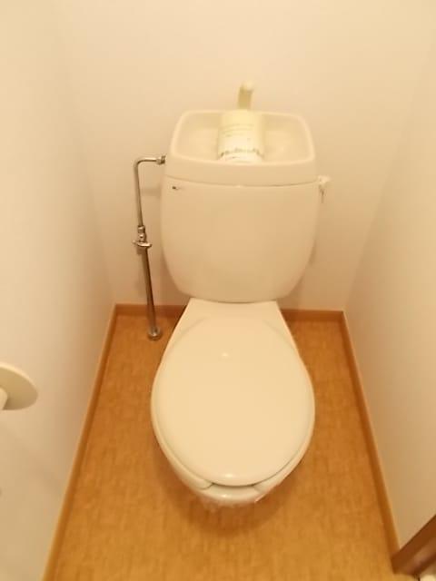 サニ-クレスト 01010号室のトイレ
