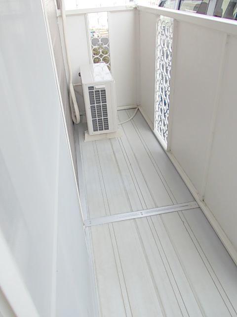 サニ-クレスト 01010号室のバルコニー