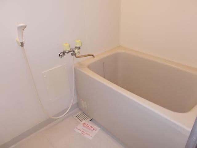 スクエアガーデン 04010号室の風呂