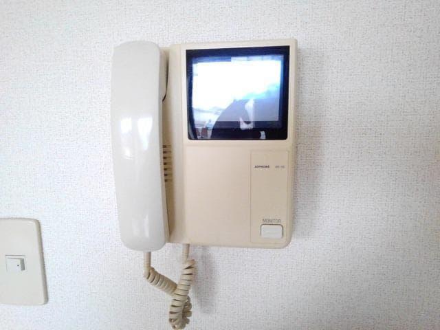 ファミールフジA 02030号室のセキュリティ