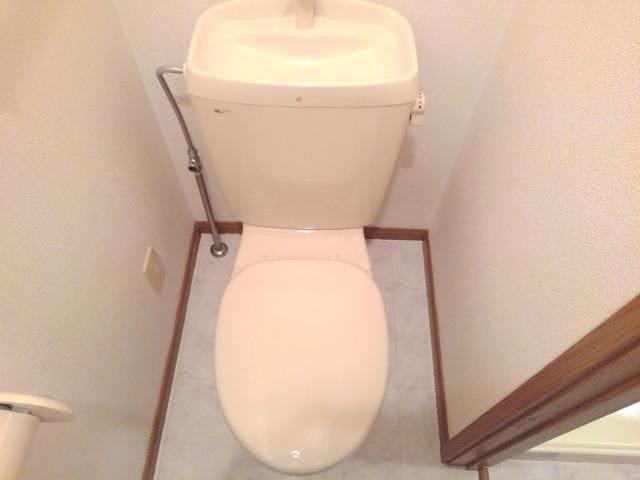 エランドールC 02030号室のトイレ