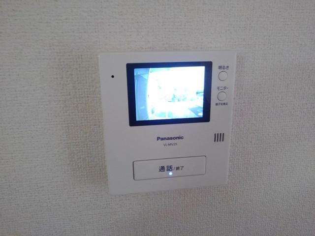 エランドールC 02030号室のセキュリティ
