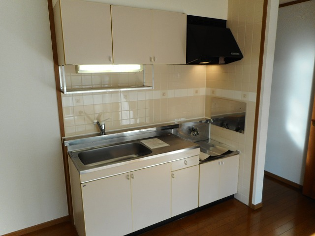 コーポ太陽Ⅰ 01030号室のキッチン
