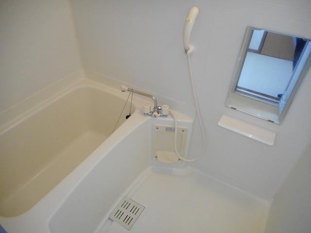 コーポ太陽Ⅰ 01030号室の風呂
