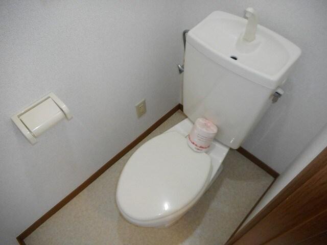 コーポ太陽Ⅰ 01030号室のトイレ