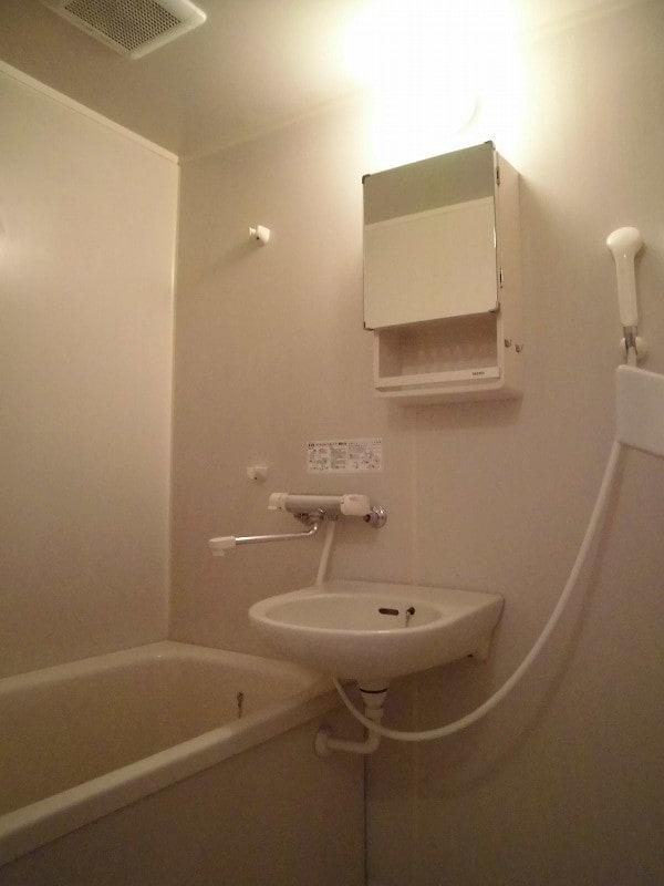パークサイド宝木A 01010号室の風呂