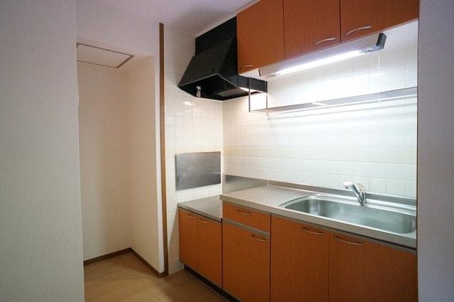 レインボウ・Ⅰ 03080号室のキッチン