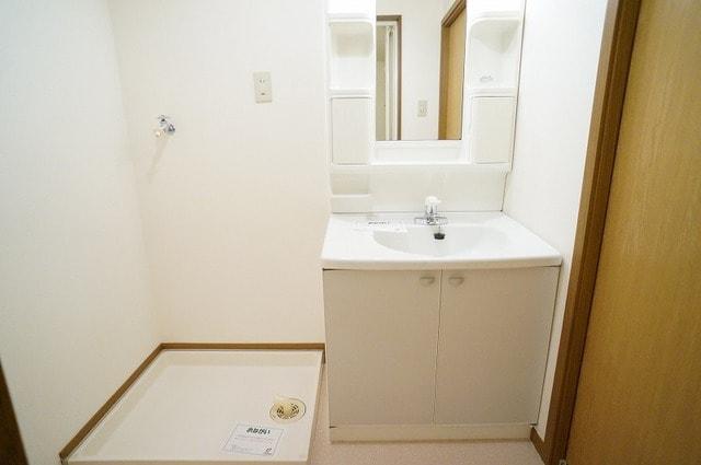 レインボウ・Ⅰ 03080号室の洗面所