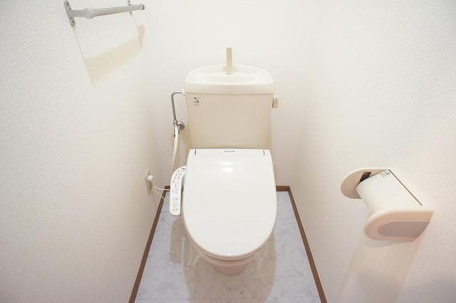 レインボウ・Ⅰ 03080号室のトイレ