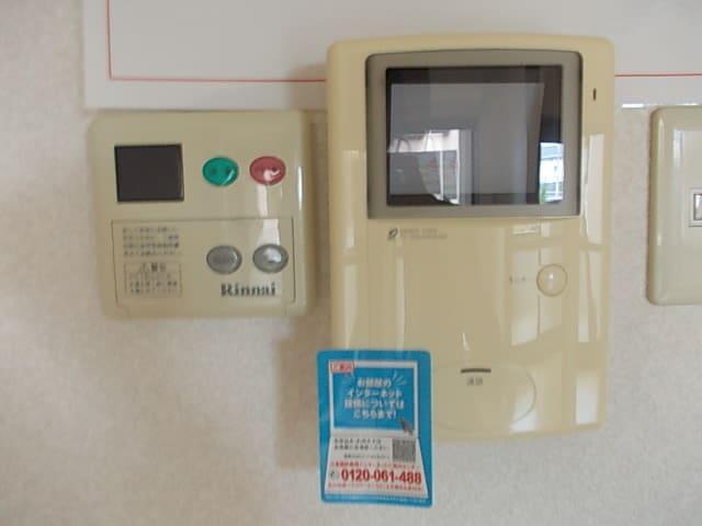 レインボウ・Ⅰ 03080号室のセキュリティ