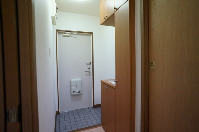 レインボウ・Ⅰ 03080号室の玄関