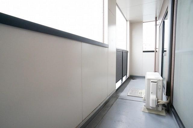レインボウ・Ⅰ 03080号室のバルコニー