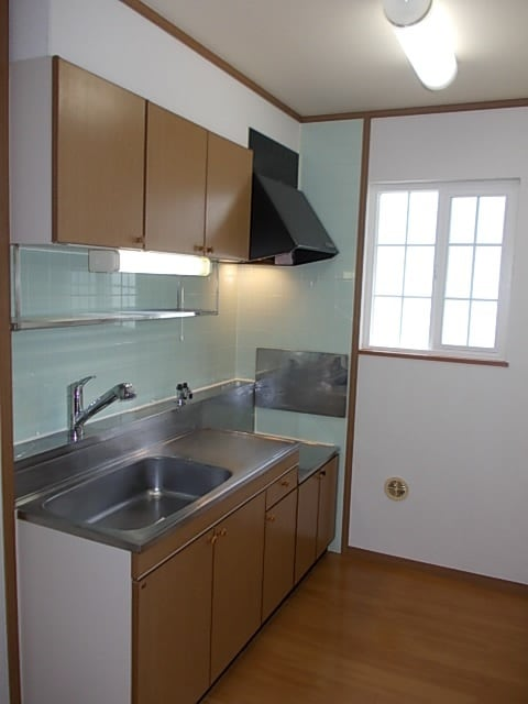 フロレスタⅠ 201号室のキッチン