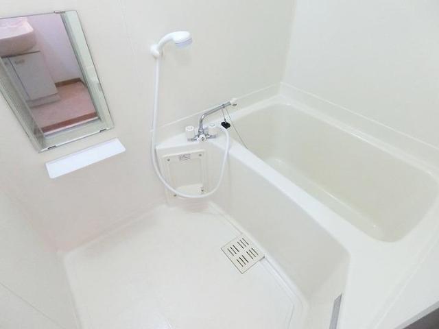 キッズタウン2 02030号室の風呂