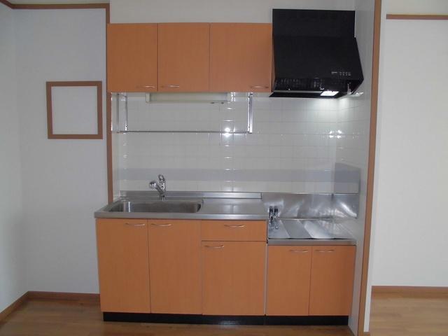 シルエーラ 02030号室のキッチン