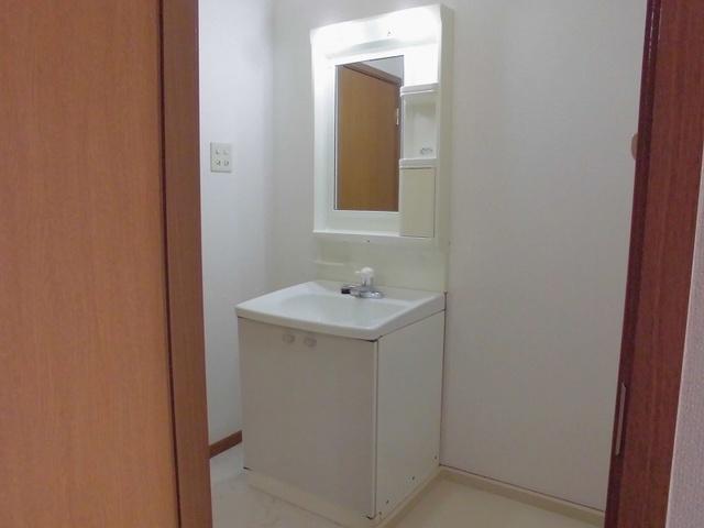 シルエーラ 02030号室の洗面所