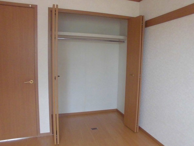 シルエーラ 02030号室の収納