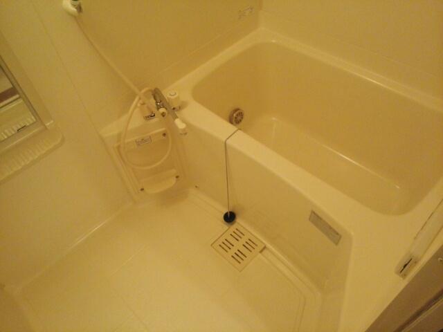 アップルハウス 205号室の風呂