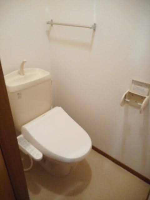 サングローブA 01020号室の風呂