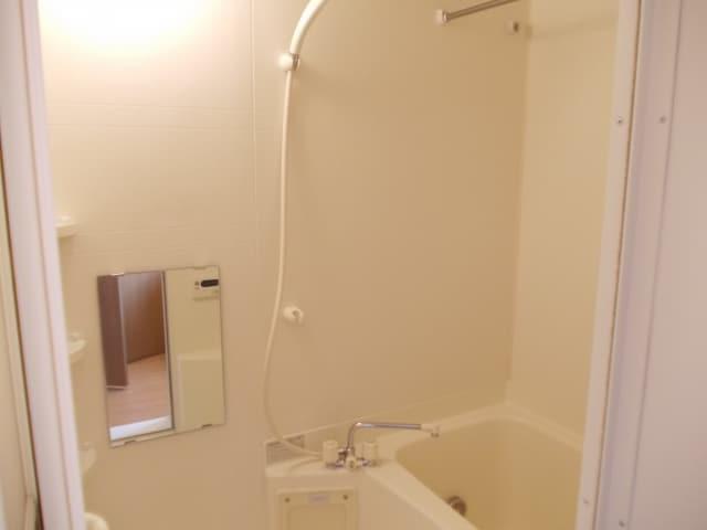 コスモスB 203号室の風呂