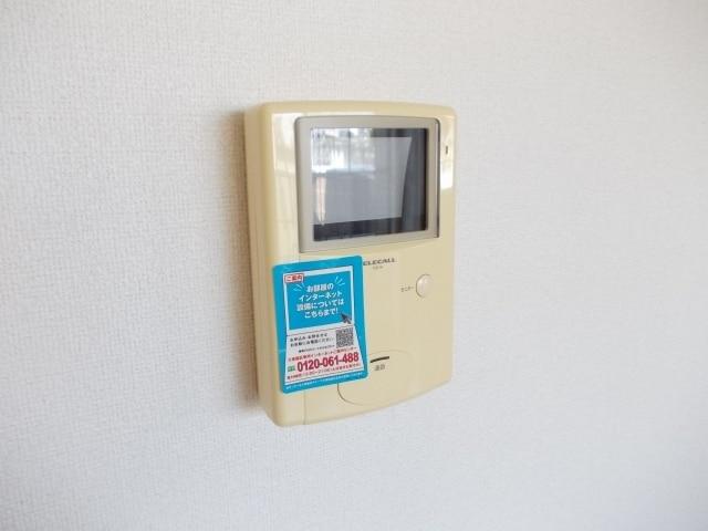 コスモスB 203号室のセキュリティ