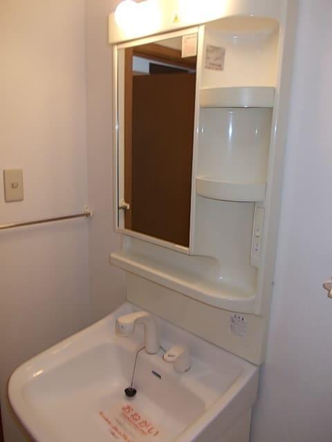 アーク 01020号室の風呂