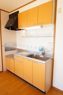 コンフォート恵 A 02010号室のキッチン