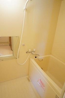 コンフォート恵 A 02010号室の風呂
